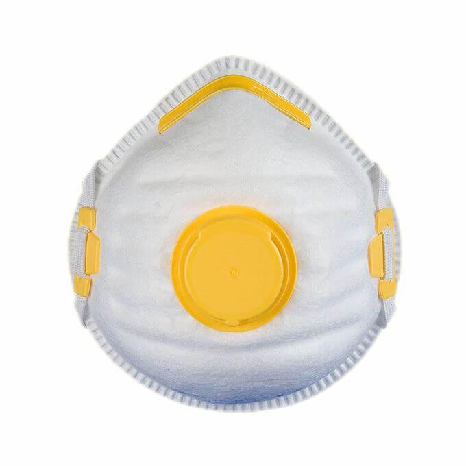 93a435dc7d6e9d Półmaska Maska Filtrująca Przeciwpyłowa z Zaworkiem FS-17 V FFP1 NR ...
