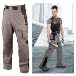 Ardon Vision 02 Spodnie Robocze do Pasa Monterskie 46-64