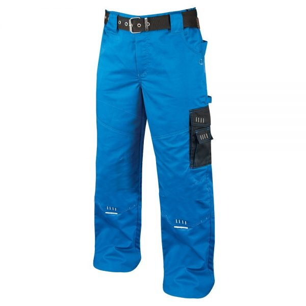 Spodnie Robocze do Pasa Ardon 4Tech 02 niebieskie r.46-64