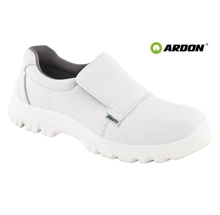 f5b32775b77d0 Buty Medyczne Spożywcze Białe Ardon Firsty Vali S2