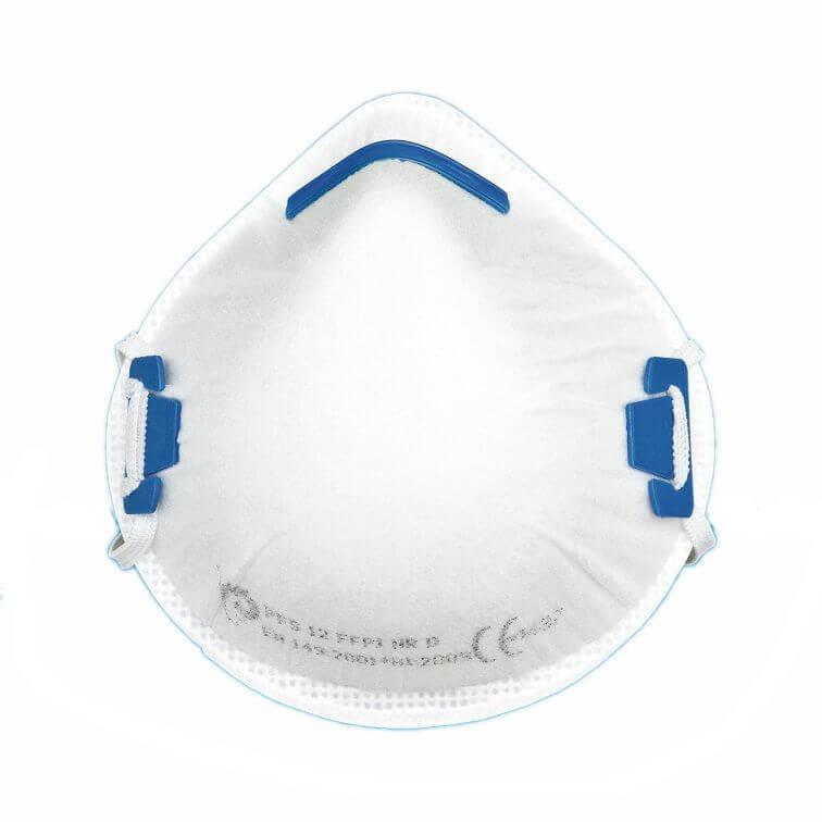 Półmaska Maska Filtrująca Przeciwpyłowa PFS-12 FFP1 NR D FILTER SERVICE