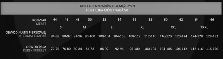 tabelka kamizelka