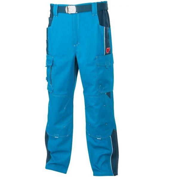 spodnie blue