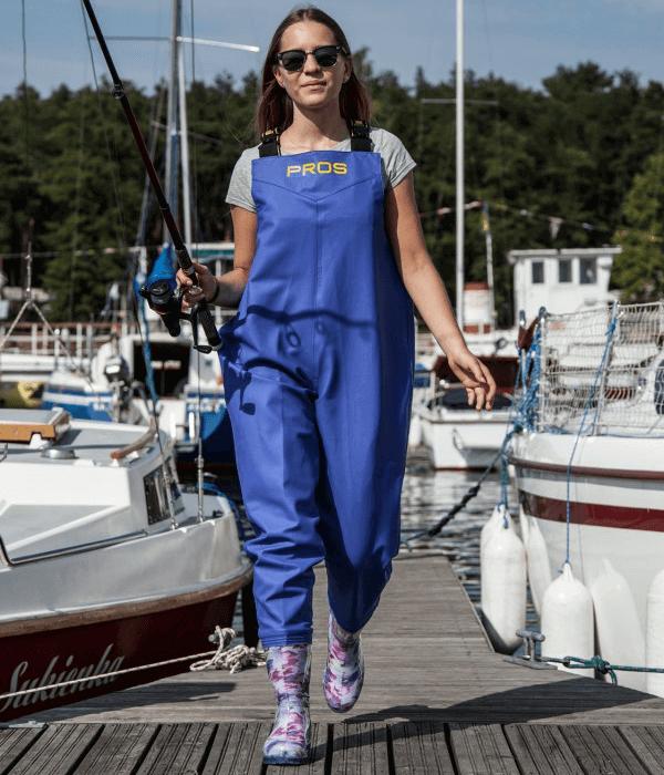 Spodniobuty SB01-D PROS niebieskie