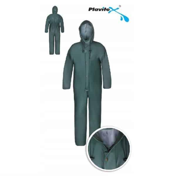 Kombinezon 104 PROS Wodoochronny Do Dynfekcji Wielokrotnego Użytku Szczelny XS-XXXXL