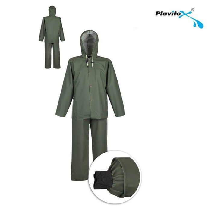 Pros Ubranie 101-001 zielone plavitex 48-62