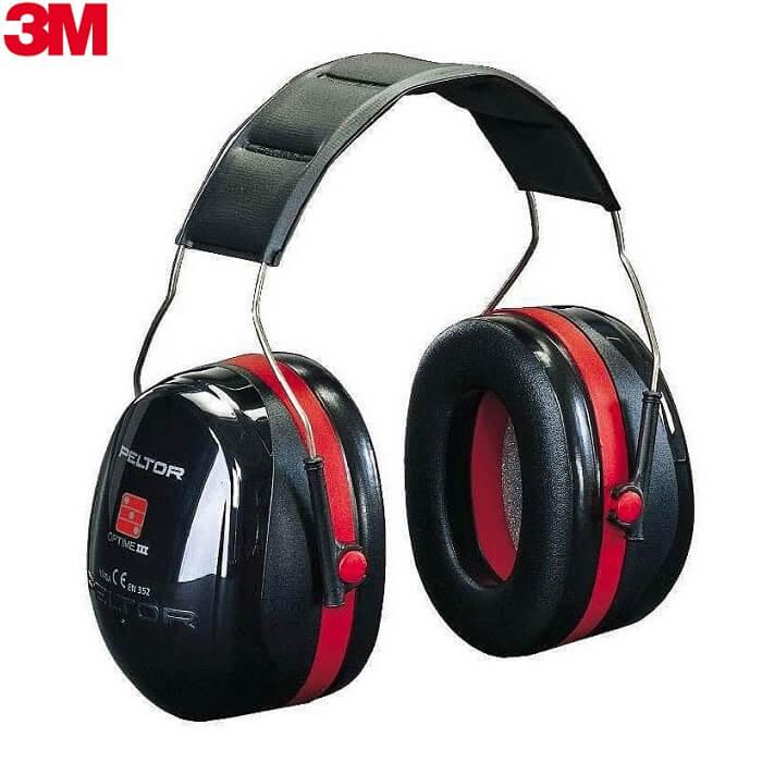 3M Peltor Optime III H540A Nauszniki Słuchawki Przeciwhałasowe H540A