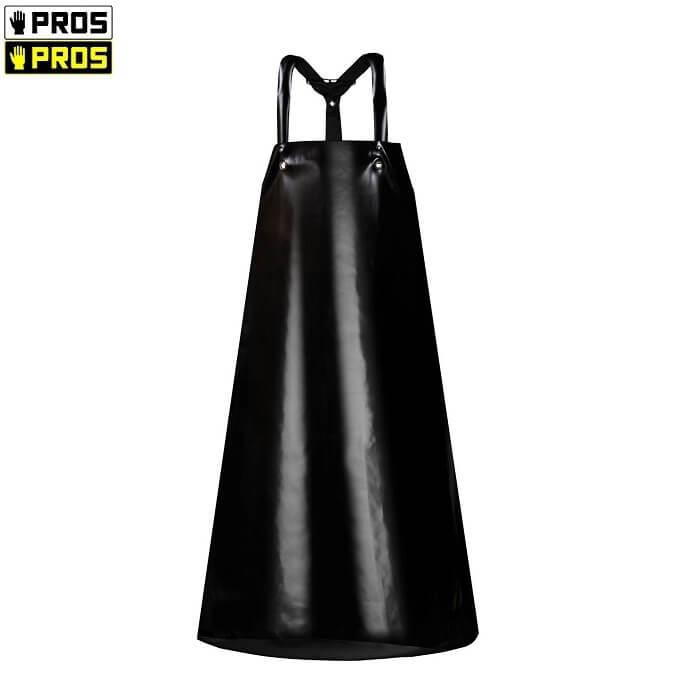 Fartuch PROS 124 Przedni Kwasoługoochronny Ochrona Przed Chemikaliami