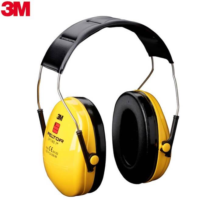 3M Peltor Optime I H510A Nauszniki Słuchawki Przeciwhałasowe Ochronniki Słuchu