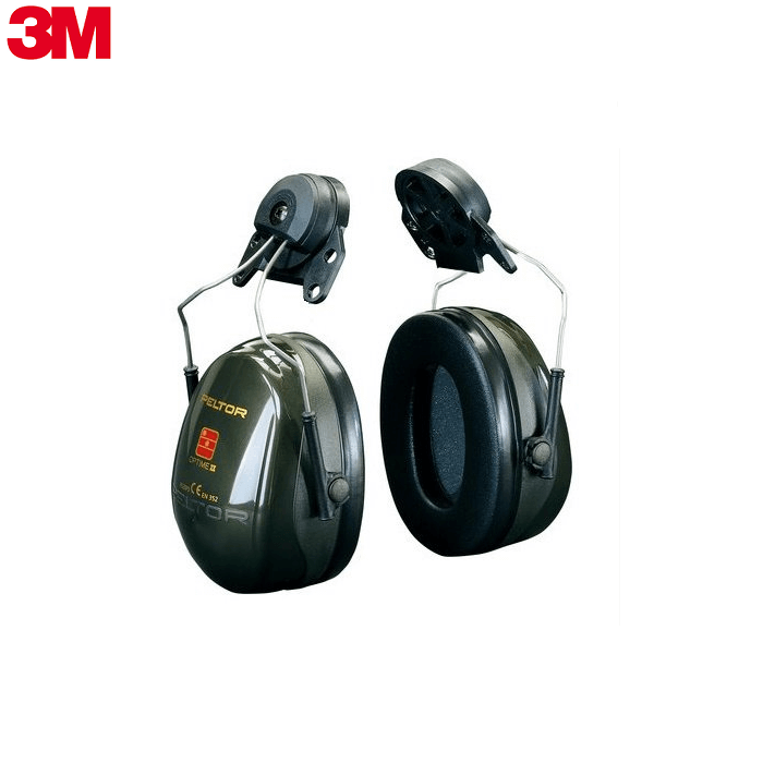 3M Peltor Optime II H520P3 Nauszniki Nakaskowe Nahełmowe Ochronniki Słuchu