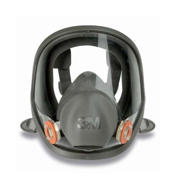 3M Maska 6800 Pełnotwarzowa Lakiernicza Gazowa Rozmiar M