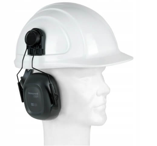 Nauszniki Nahełmowe Honeywell VS110H Ochronne z serii 100 Słuchawki Ochronniki Przeciwhałasowe