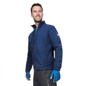 Bluza Polarowa Ardon 450gr Ciepły Polar Roboczy Granat S-XXXL