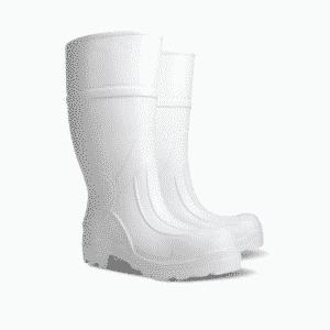 Kalosze Demar Predator XL 0260D Wodoochronne Piankowe EVA Białe do Przemysłu Spożywczego 41-46