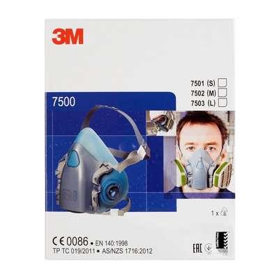 Półmaska 3M 7502 Maska